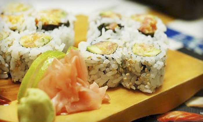 Te Kei's - Midtown: Sushi and Asian Food at Te Kei's (Half Off). Two Options Available.
