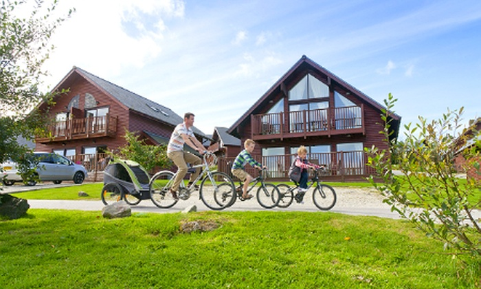 Retallack Resort and Spa - Winnards PerchSt Columb Major: Cornwall: 2 Nights For Two With Spa Access from £99; For Four from £179 from at Retallack Resort and Spa