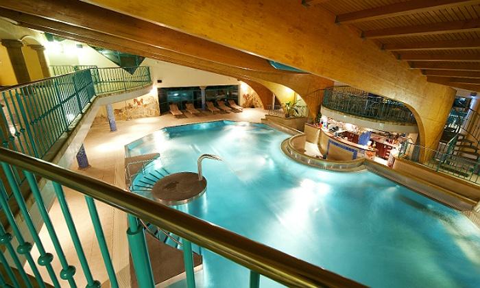 Hotel Riverside - Poprad: Słowacja: 2-6 dni dla 2 osób z wyżywieniem i biletami do Aqua City Poprad od 349 zł w Hotelu Riverside