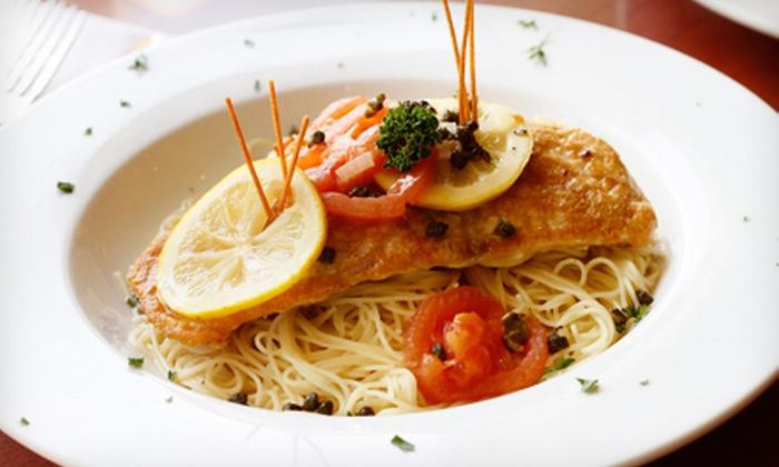 Symphony's - Evanston: Gourmet Comfort Food for Brunch, Lunch, or Dinner at Symphony's (Half Off)