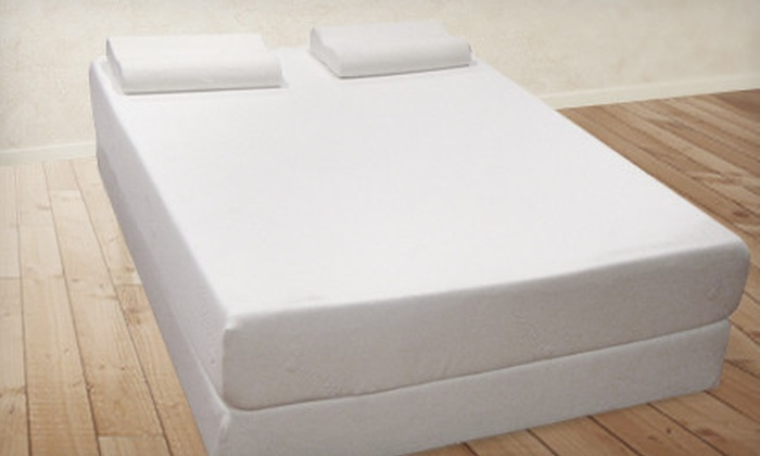 MattressDirect.ca - Meadowvale: Twin, Double, Queen, or King Memory-Foam Mattress at MattressDirect.ca (Up to 76% Off)