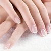 Up to 55% Off Mani-Pedis at Forever-French Salons