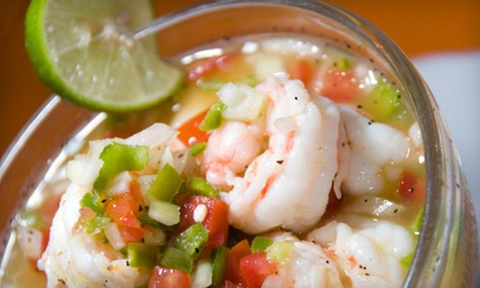 Pescado Mojado Seafood Grill - Greater Echo Park Elysian: $10 for $20 Worth of Mexican Fare at Pescado Mojado Seafood Grill