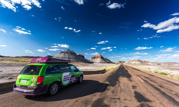 Jucy RV Rentals - Multiple Locations: 6- or 8-Night Rental from Jucy RV Rentals (Up to 46% Off)
