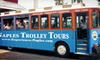 Naples Trolley Tours - Naples: Trolley Tour for One, Two, or Four from Naples Trolley Tours (Up to 52% Off)