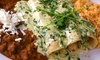 Agave Bar & Grill - Carmel: Mexican Cuisine at Agave Bar & Grill (Up to 50% Off). Two Options Available.