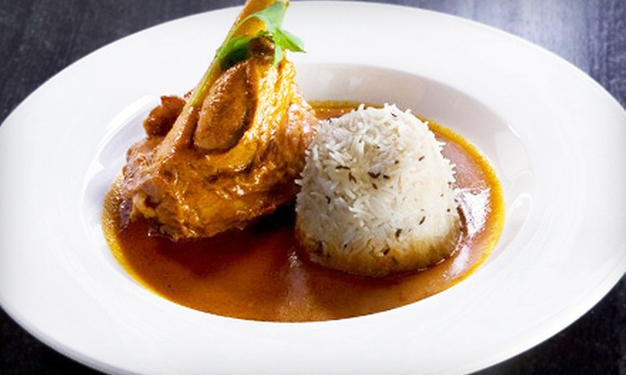 Origin India - Paradise: $27 for Three-Course Contemporary Indian Dinner for Two at Origin India (Up to $55.95 Value)