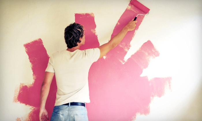 Miller Brothers Paint & Decorating - Multiple Locations: $5 for $10 Worth of Paint, Paint Supplies, and Wall Coverings