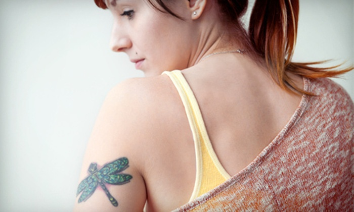Modified Skin Tattoos - Moraine: Tattoos or Piercings at Modified Skin Tattoos (Up to 53% Off). Four Options Available.