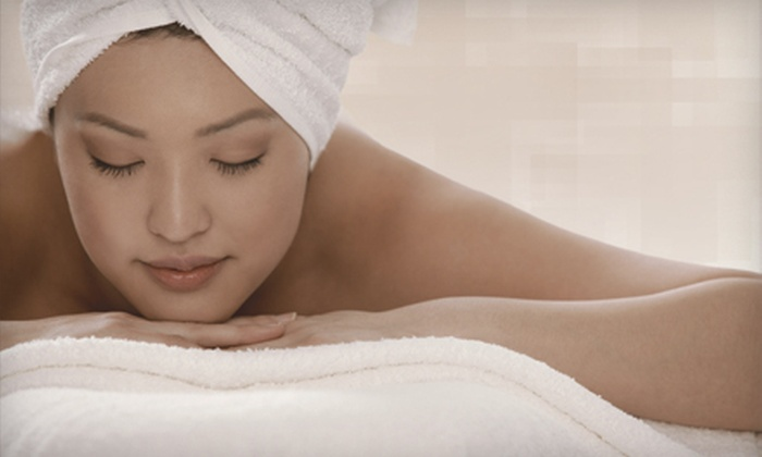 Y Spa Yaletown - Downtown Vancouver: Spa Package for One or Two with 30-Minute Massage and 45-Minute Facial at Y Spa Yaletown (Up to 54% Off)