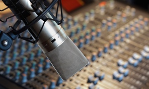 B4DN Records, Inc.: One, Two, or Four Hours of In-Studio Recording Time at B4DN Records, Inc. (Up to 57% Off)