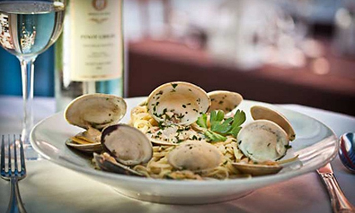 Umberto's Clam House - Little Italy: $30 Worth of Italian Seafood