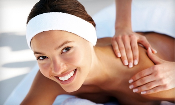 N2 Serenity - Downtown: One or Two 65-Minute Touch of Heaven Custom Massages at N2 Serenity (Up to 56% Off)