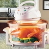 Intellicook 1200W 12.68 Qt Tabletop Halogen Air Cooker