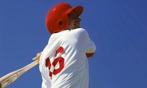 Rawlings Diamond Hawks Baseball: $33 for $60 Worth of Baseball Practice at Rawlings Diamond Hawks Baseball