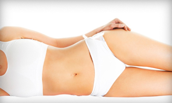 Refresh Rejuvenating Spa - Oakville: Two or Four Lipo-Light Body-Sculpting Treatments with Vibration Therapy at Refresh Rejuvenating Spa (Up to 70% Off)