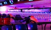 Up to 72% Off Bowling Package