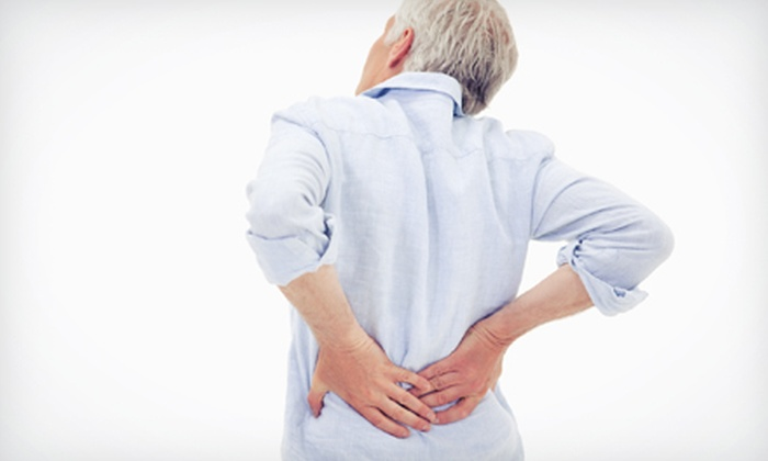 Back to Health Wellness Center - Santa Barbara: $350 for a Back Pain Relief Package with Five VAX-D Sessions at Back to Health Wellness Center ($1,616 Value)