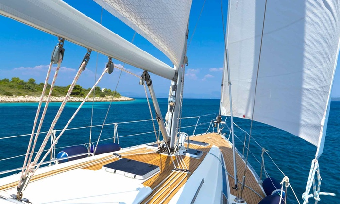 Baysail - BaySail: $199 for a Sailing Lesson for Two from BaySail ($390 Value)