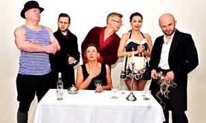 Teatr kontrabanda: Bilet na wybrany spektakl od 19,99 zł w Teatrze Kontrabanda (do -52%)