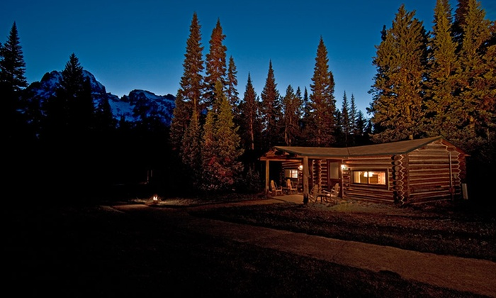 Jenny Lake Lodge - Moose, WY: Stay at Jenny Lake Lodge in Moose, WY, with Dates into October