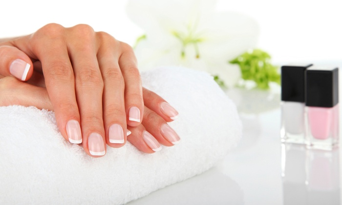 Asami Day Spa - Central Lakes: Gel Manicure or Deep Pore Facial at Asami Day Spa (Up to 55% Off)