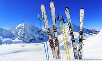 1, 2 o 3 días de alquiler de equipo de esquí o snowboard desde 9,95 € en Granatura