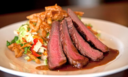 Contemporary Cuisine for Dine-In or Take-out at Cafe 225 (Up to 43% Off)