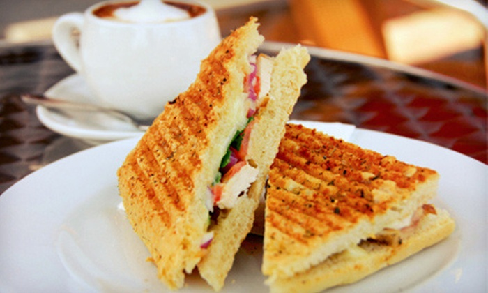 Eclipse Coffee and Tea - Kettering: Lunch for Two, or Three Groupons, Each Good for One Breakfast Meal at Eclipse Coffee and Tea (Up to 53% Off)