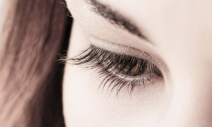 Pretty & Saddity - Theater District - Times Square: 120-Minute Lash-Extension Treatment from Pretty & Saddity  (58% Off)