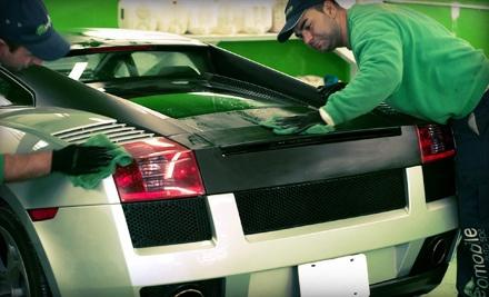 Interior Platinum Auto Spa Package (up to a $130 value) - Ecomobile Auto Spa in Toronto