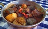 Taverna Ouzo - Rossmoor: Greek Dinner for Two or Four Sunday–Thursday or Friday–Saturday at Taverna Ouzo (Up to 51% Off)