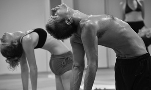 Bikram Yoga Farmington: 30 or 90 Days of Unlimited Yoga at Bikram Yoga Farmington (Up to 81% Off)