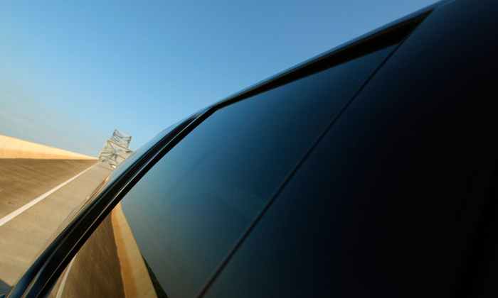 Tint World - Northwest Side: Window Tinting at Tint World (Up to 50% Off). Five Options Available.