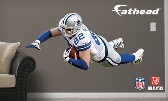 Fathead: $25 for $50 Worth of Sport, Art, and Entertainment Wall Graphics from Fathead