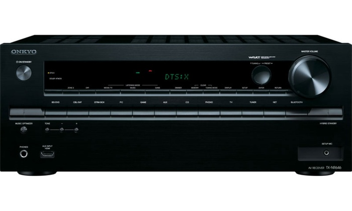 onkyo tx nr646. onkyo tx-nr646 7.2-channel network a/v receiver with wifi and bluetooth tx nr646 8