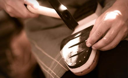 5500 Buckeystown Pike in Frederick: Repair and Shine for Two Womens Shoes - Cobbler's Bench Shoe Repair in Frederick