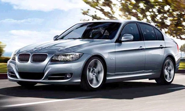 BMW of Salem - Central Area: Interior or Exterior Auto Detail, or Silver or Gold Detailing at BMW of Salem (Up to 53% Off)