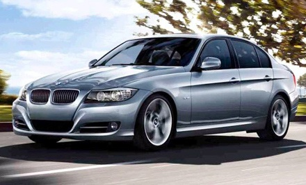 Interior or Exterior Auto Detail, or Silver or Gold Detailing at BMW of Salem (Up to 53% Off)