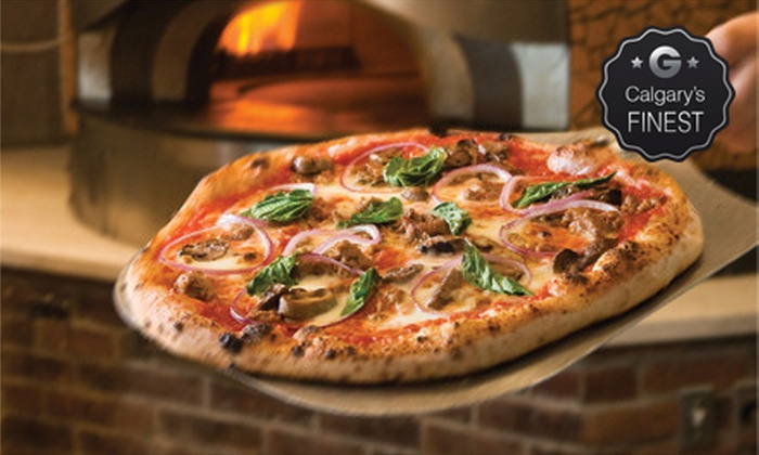 Famoso Neapolitan Pizzeria - Multiple Locations: $20 for $40 Worth of Sandwiches, Pizzas, Desserts, and Drinks at Famoso Neapolitan Pizzeria