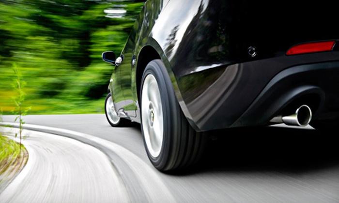 NextCar - Multiple Locations: $30 for $60 Toward any Vehicle Rental at NextCar