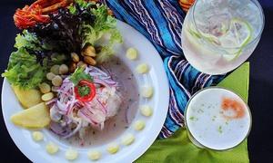 $18 for $35 Worth of Peruvian Cuisine at Del Mar al Lago Cebicheria Peruana