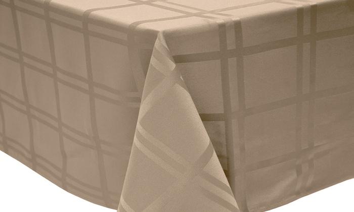 ... Cuisinart Spill Proof Tablecloths: Cuisinart Easy Care Spill Proof  Tablecloths From $28.99
