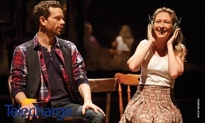 """once"" At Bernard B. Jacobs Theatre, October 23–november 14 (up To 34% Off)"