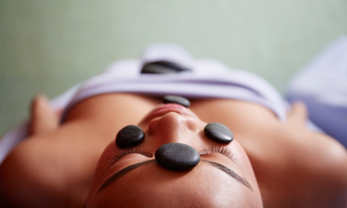 Kai Duke and Imuya McDaniel at Healing Path Holisitic Medicine Clinic - Hector Campbell: $41 for a 60-Minute Hot-Stone Massage at Healing Path Holisitic Medicine Clinic ($80 Value)