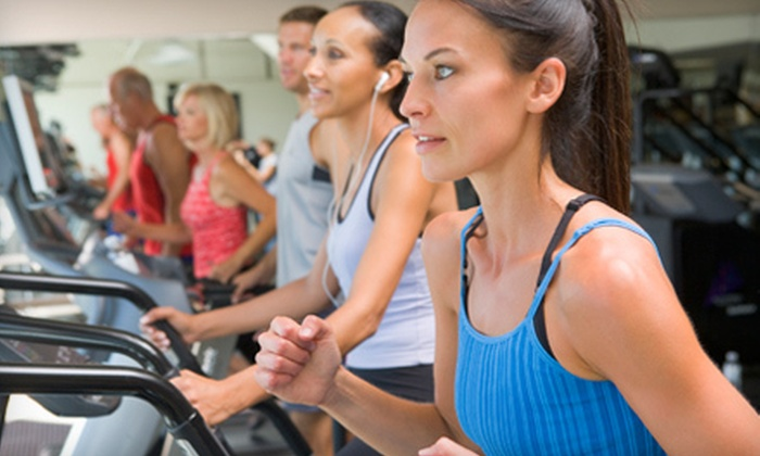 American Health Fitness Centers - Multiple Locations: Three- or Six-Month Membership to American Health Fitness Centers (Up to 70% Off)