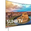 Samsung Curved 4K Ultra HD Smart LED TVs (2016 Model) (Mfr. Refurb.)