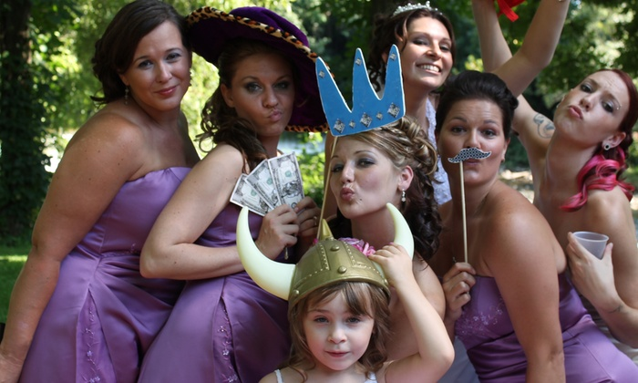 Triple T Entertainment - Allentown / Reading: Three-, Four-, or Five-Hour Photo-Booth Rentals from Triple T Entertainment (Up to 56% Off)