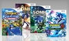 4-Game Sonic Bundle for Wii