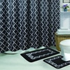 Baroque 15-Piece Bathroom Set-in-a-Bag with 2 Bath Rugs